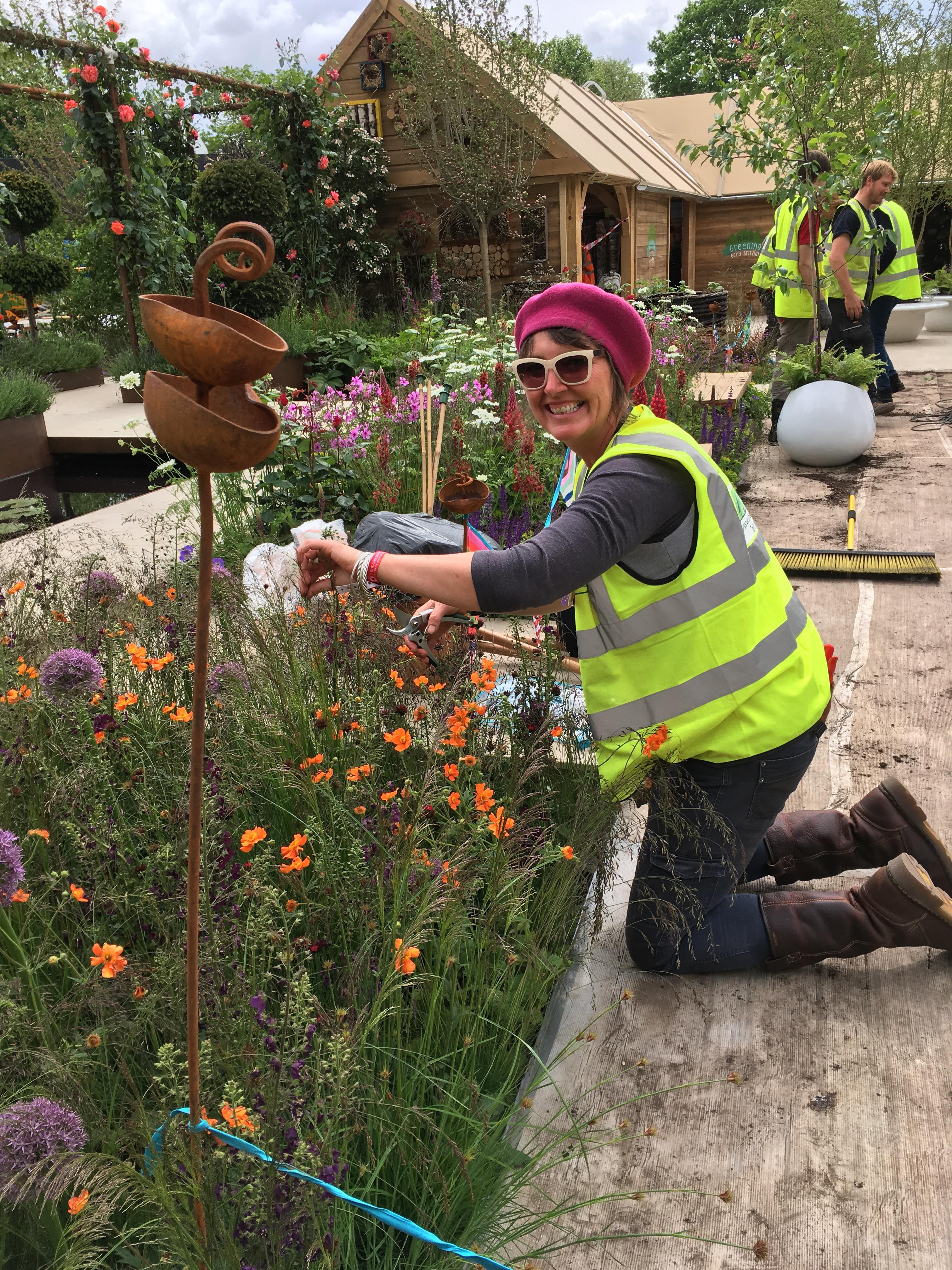 Royal Horticultural Society | Bramble Garden