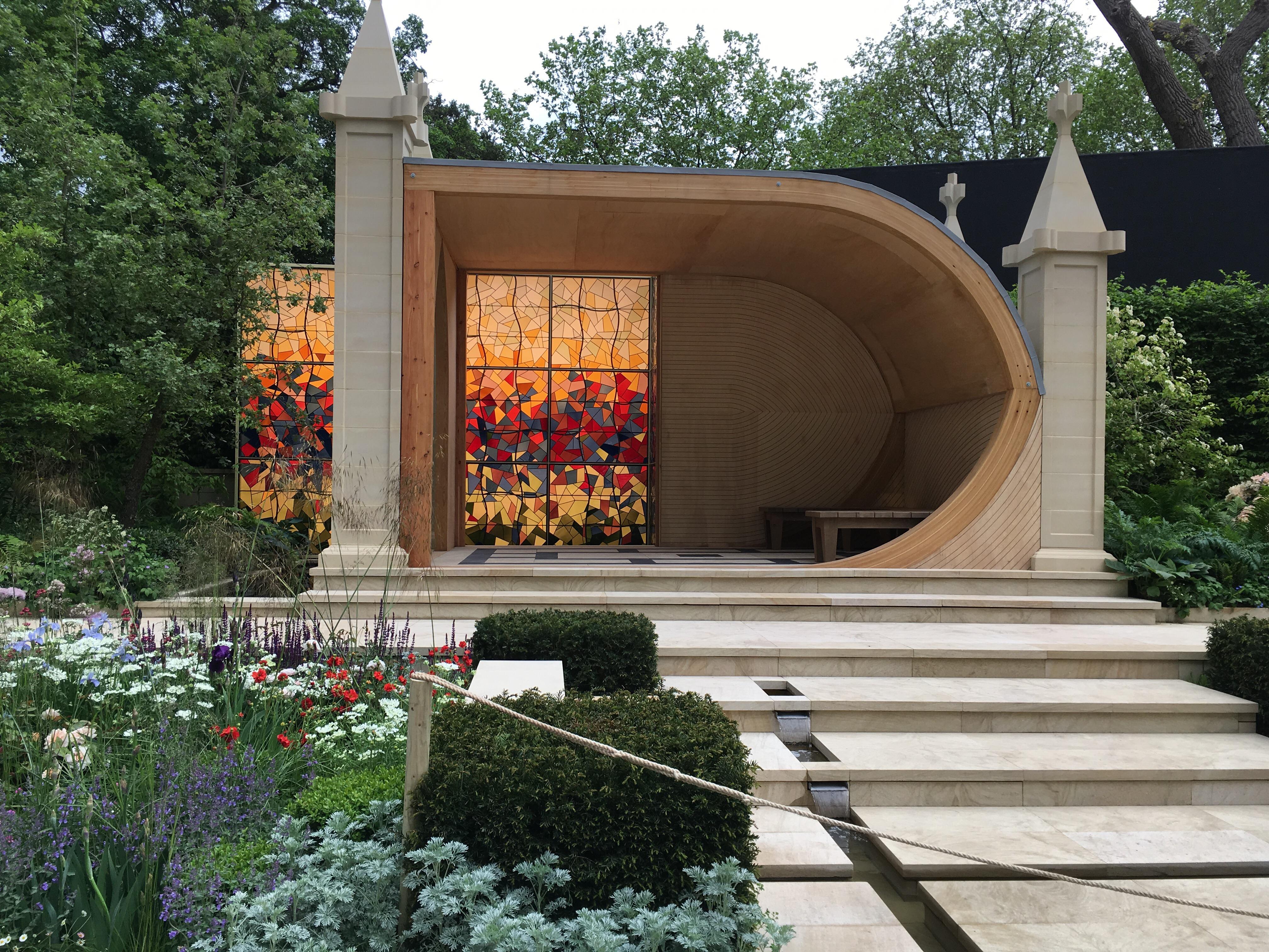 Chelsea Flower Show Highlights   Bramble Garden