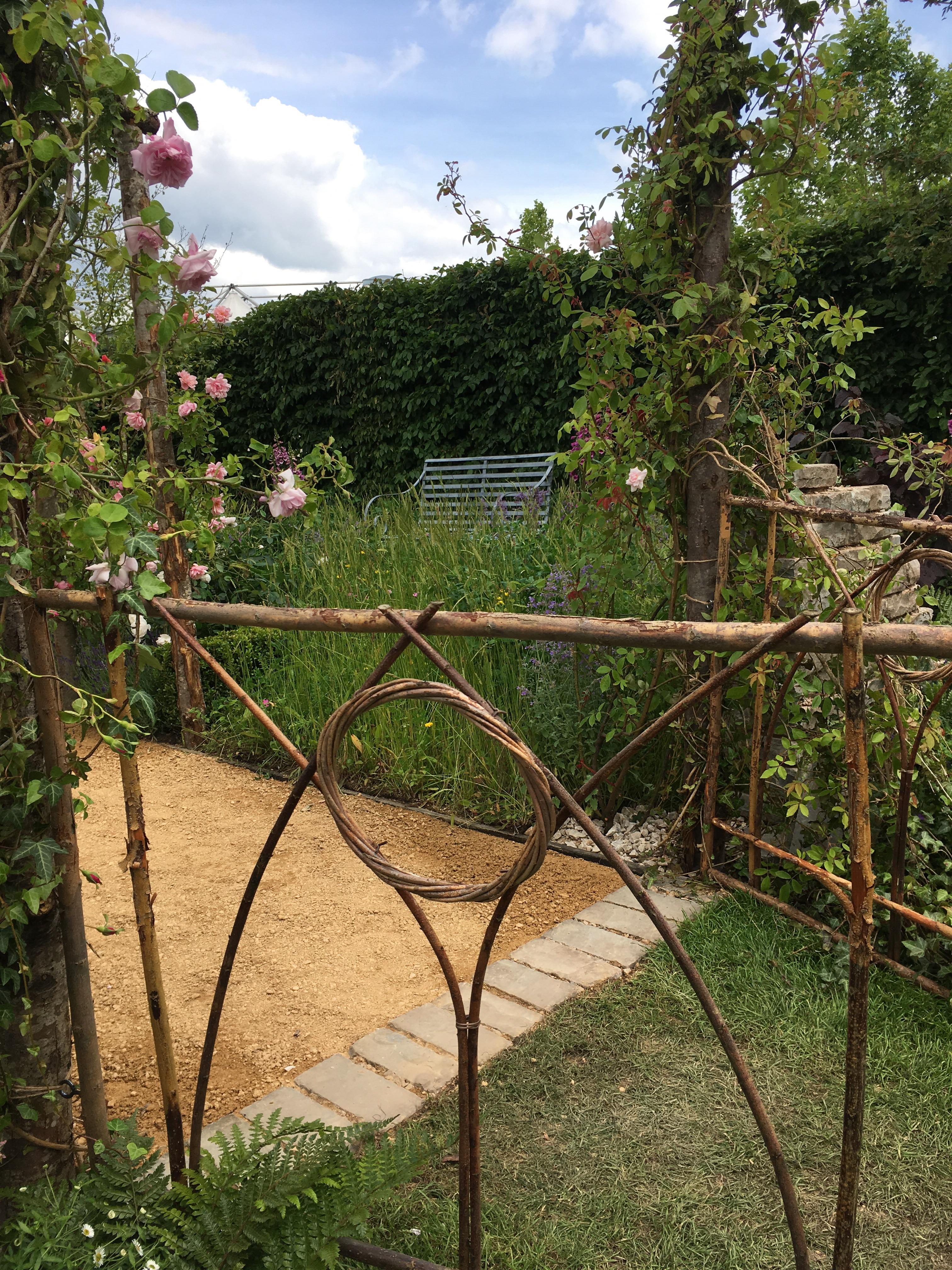 roses | Bramble Garden